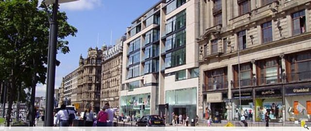 40 Princes Street Retail Commercial Industrial Scotlands New