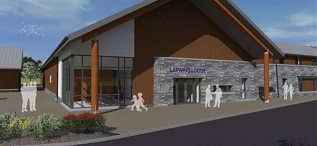 Lapwing Lodge Extension, Scout Centre