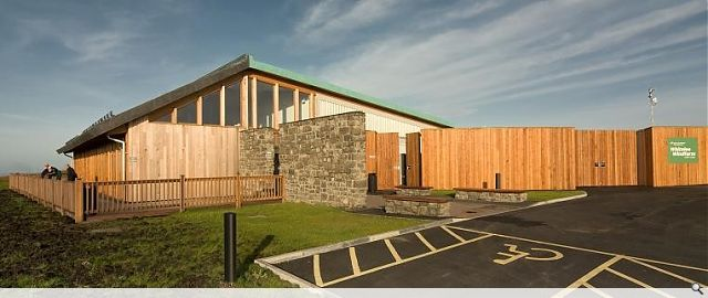 Whitelee Wind Farm Visitor Centre