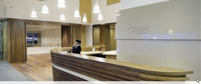 AEGON Visitor Reception