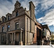 Dunfermline Carnegie Library & Galleries