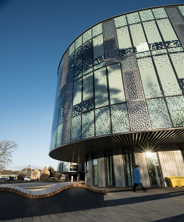 Roslin Innovation Centre, Atkins