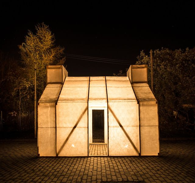The Ghost of Waterrow - Edo Architecture