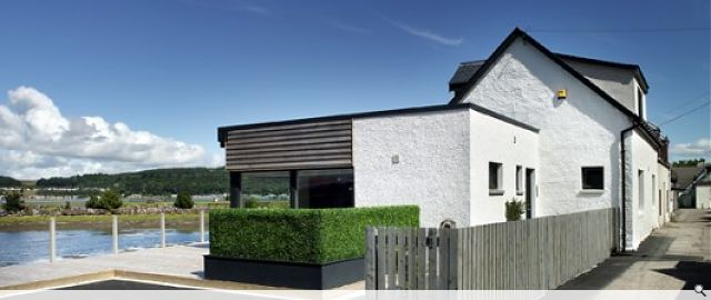 Renovation & Extension to a fisherman's cottage