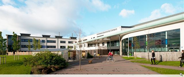 Strathearn Community Campus