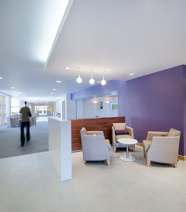 David Walker Care home for South Lanarkshire Council