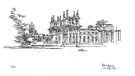 Andy MacMillan and Charles MacCallum sketch book exhibition
