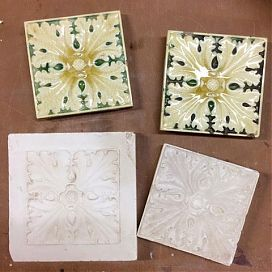 History and Conservation of Ceramic Tiles : Diary : Architecture in ...