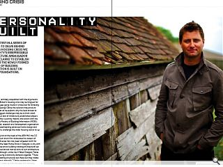 In the latest in a series of articles to delve behind Britain's housing  crisis we speak to TV's irrepressible architecture ambassador George  Clarke to establish whether the newly formed Ministry of Building  Information is built on strong foundations.