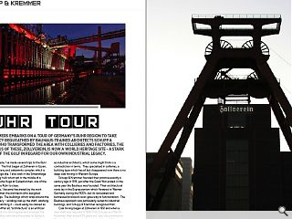 <p>Mark Chalmers embarks on a tour of Germany&rsquo;s Ruhr region to take in the  legacy bequeathed by Bauhaus-trained architects Schupp &amp; Kremmer,  who transformed the area with collieries and factories. The most famous  of these, Zollverein, is now a world heritage site - a stark reminder of  the gulf in regard for our own industrial legacy.</p>