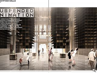 <p>A timely competition by the Alexander Thomson Society to reimagine  Glasgow&rsquo;s Egyptian Halls has caught the public zeitgeist with a dramatic  vision to fashion a museum of slavery within the A-listed landmark.  Could this be the opportunity to end decades of stalemate while righting  historic wrongs?</p>