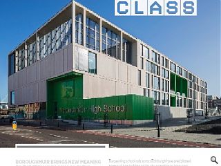 <p>Boroughmuir brings new meaning to the term high school but is a  rooftop games court enough to bring urban education up a notch? Urban  Realm tours this set-piece school to see whether its constrained  footprint packs a commensurate punch. Photography by Keith Hunter</p>