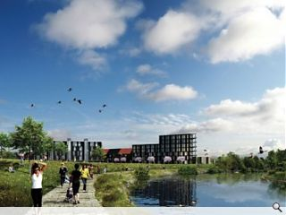 Its not a sprint but a marathon. RMJM have started the detailed design stage for the Glasgow Commonwealth Games Athletes&Otilde; village. Here Prospect looks at the sort of hurdles the team will face along the way.<br/>