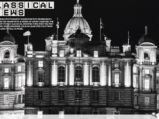 <p>An eye opening photography exhibition puts Edinburgh&rsquo;s New Town in the  frame with a series of views charting the evolution of its neo-classical  architecture over the past half century. Photographer Colin Mclean  steps out from behind the lens to tell us more.</p>