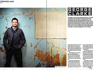 Channel Four's resident architect George Clarke is an unlikely ambassador for the profession. Having grown up in the unpromising environment of a 1970s council house in Sunderland Clarke might have been expected to be turned off architecture for life, but it has instead fired an appreciation of beauty in the humblest of settings.<br/>