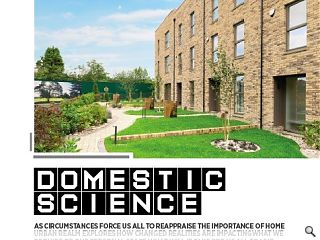 <p>As circumstances force us all to reappraise the importance of home Urban  Realm explores how changed realities are impacting what we require of  our personal space.What will it take for us all to live healthier,  happier and more harmonious lives?&nbsp; </p>