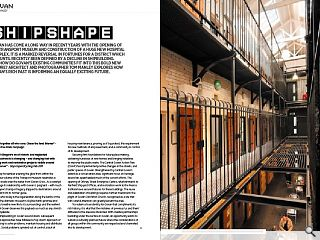 Govan has come a long way in event years with the opening of the  Transport Museum and construction of a huge new hospital complex. It is a  marked reversal in fortunes for a district which had until recently  been defined by a decline in shipbuilding. But how do Govan's existing  communities fit into this bold new future? Architect and photographer  Tom Manley explores how Govan's rich past is informing an equally  exciting future.