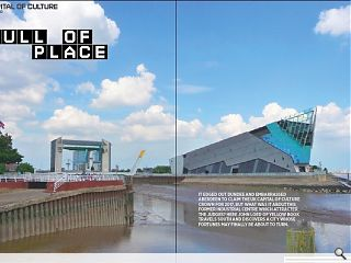 It edged out Dundee and embarrassed Aberdeen to claim the UK Capital of  Culture crown for 2017, but what was it about this former industrial  centre which attracted the judges? Here John Lord of yellow book travels  south and discovers a city whose fortunes may finally be about to turn.