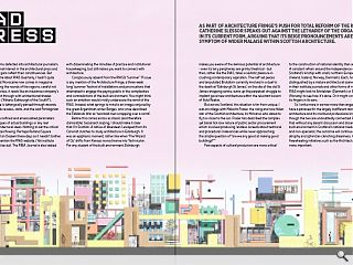 As part of Architecture Fringe's push for total reform of the RIAS Catherine Slessor speaks out against the lethargy of the organisation in its current form, arguing that its beige pronouncements are a symptom of wider malaise within Scottish architecture.<br/>
