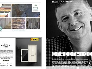 <p>Architecture Fringe wrapped up their 2019 programme with the Big  Lecture, an opportunity for architect peter barber to articulate his  manifesto for a housing revolution. Urban Realm stopped by to hear what  he had to say and ask what lessons London holds for the wider country.  Photography by Morley von Sternberg.</p>