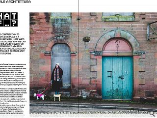 <p>Scotland&rsquo;s contribution to the 2021 Venice Biennale is a homegrown  affair in more ways than one. It explores how we can live together at a  time when we have all been pushed apart by casting previous boundaries  and constraints aside. Photography by Bash Art Creative</p>