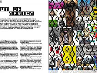 Veteran traveller Paul Stallan has punched a new pin into his battered  atlas following a recent trip to Lagos, Nigeria. The exotic port of call  relates to the architects latest international challenge - to deliver a  preliminary master plan for the African University of the Creative  Arts. It is a project which promises to do much to change perceptions,  beginning with Stallan's own. Here the architect recounts some of the  challenges and opportunities presented by a dark continent whose future  has never looked brighter.