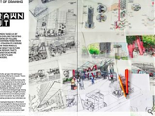 <p>Mark Chalmers takes us by the hand to explore the dying art of drawing  by pulling together contributions from those who steadfastly refuse to  put down their pencils. Here we ask what the future holds for a medium  that&rsquo;s been declared dead more often than 3dtv&rsquo;s and flared trousers.</p>