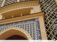 Islamic influences permeate Algiers pre-French architecture