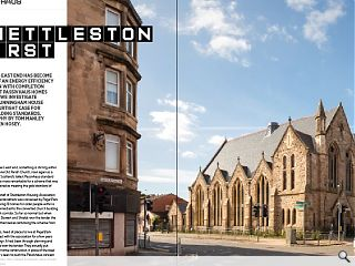 <p>Glasgow&rsquo;s east end has become the seat of an energy efficiency  revolution with completion of the first passivhaus homes in the city. We  investigate whether Cunningham House makes an airtight case for higher  building standards. Photography by Tom Manley and Stephen Hosey.</p>