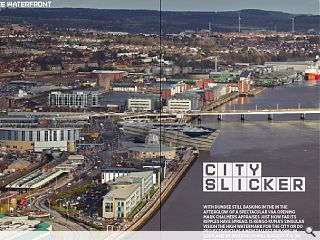 <p>With Dundee still basking in the in the afterglow of a spectacular  V&amp;A opening Mark Chalmers appraises just how far its ripples have  spread. Is Kengo Kuma&rsquo;s singular vision the high watermark for the city  or do projects such as a new tallest building in Scotland by Invertay  Homes suggest it is on the crest of a new wave of development?</p>