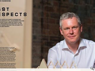 The untimely death of Gareth Hoskins has shocked an industry still in mourning for one of its brightest stars. Here we take a look at the life and work of an architect at the peak of his career through the accounts of colleagues and friends.