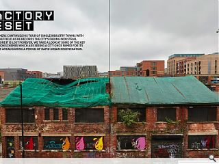<p>Mark Chalmers continues his tour of single industry towns with a visit  to Sheffield as he records the city&rsquo;s fading industrial legacy before it  is lost forever. We take a look at some of the key regeneration schemes  which are seeing a city once famed for its steel forge ahead during a  period of rapid urban regeneration.</p>