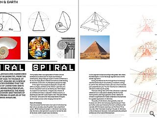 Paul Stallan has long harboured an interest in geometry, from the pyramids of Giza to the back of a fag packet. Imagine his surprise then upon discovering that the urban grid of Johnstone obeys the same underlying principles. Here Stallan narrates the road to this discovery and throws up a few surprising examples of the sexiest curves in nature.