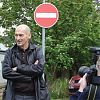 Koolhaas visits the Gartnavel to find new Maggie's centre site