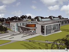 BDP are also involved in the new civic centre in Livingston