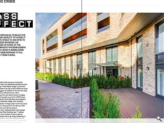 <p>As Britain struggles to build the quantity and quality of homes it  requires we speak to architects and designers working on the front line  of some of the country&rsquo;s biggest house builders to establish what is  being done and what there remains to do, to address these issues.</p>