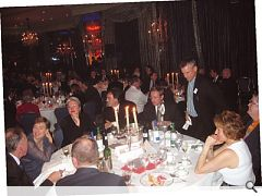 Academy of Urbanism 2006 award dinner