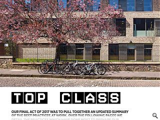 Urban Realm's final act of 2017 was to pull together an updated summary of the best practices at work. Over the following pages we detail the practices which have done most to reshape our built environment, overhauling our education system with a wave of fine new schools, innovative housing and even a long forgotten music school which sings once more. It has been twelve months in the making but is well worth the wait.