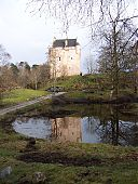 Kinlochaline Castle Ardtornish Estate Morvern