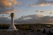 Air Traffic Control Tower, Edinburgh Airport