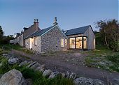 Family Home Argyll Coast, Darren Baird Architecture