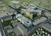 New South Glasgow Hospitals Campus Masterplan