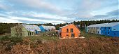 Findhorn Eco Village - John Gilbert Architects