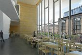 Glasgow School of Art, Phase 1 in collaboration with Steven Holl Architects