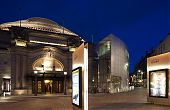 Usher Hall, Traverse & Lyceum Edinburgh