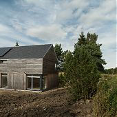 Passive House in Lenzie, John Gilbert Architects
