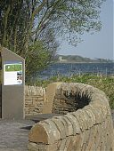 Loch Leven Trail Entry Points