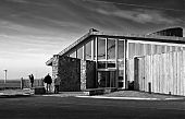Whitelee Windfarm Visitor Centre, Hypostyle Architects
