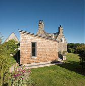 House Extension - Solway Coast, John Murray Architect