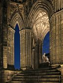 Scott Monument, Edinburgh - Lighting Design by KSLD